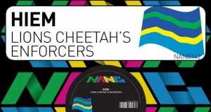 HiEM - Lions Cheetah's Enforcers EP [Nang Records NANG142] (6 November, 2015)