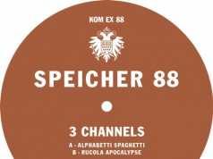 3 Channels - Speicher 88 EP [Kompakt KOMPAKTEX88] (1 December, 2015)