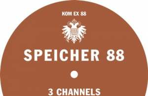 3 Channels - Speicher 88 EP [Kompakt KOMPAKTEX88] (1 December, 2015)