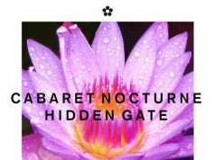 Cabaret Nocturne - Hidden Gate EP [Join Our Club JOC039] (7 December, 2015)