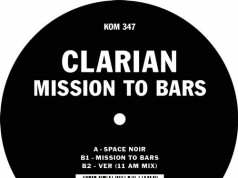 Clarian - Mission To Bars EP [Kompakt KOMPAKT347] (24 November, 2015)