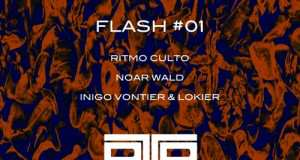 Flash #1 [Rock to the Beat Records RTTB021] (15 December, 2015)
