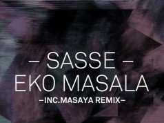 Sasse - Eko Masala EP [Mina Records MINADI006] (1 December, 2015)