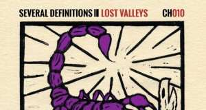 Several Definitions - Lost Valleys EP [Chapter 24 Records CH010] (11 December, 2015)