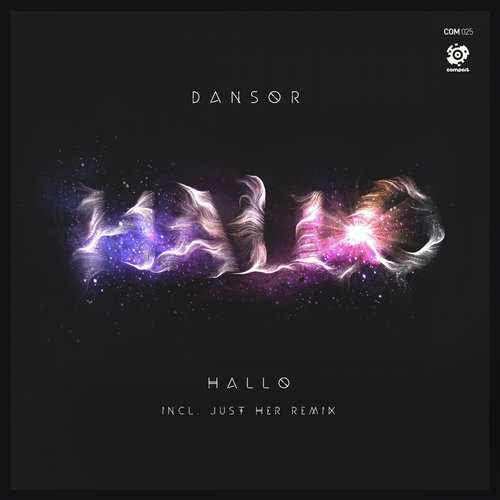 Dansor - Hallo EP [Comport Records COM-025] (25 January, 2016)