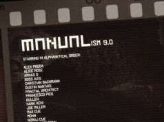 Manualism 9.0 [Manual Music MAN177] (28 December, 2015)