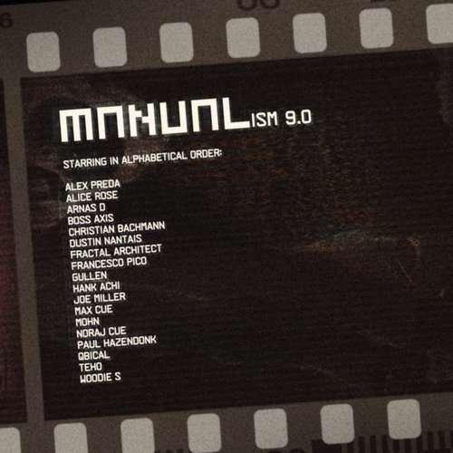 Manualism 9.0 [Manual Music MAN177] (28 December, 2015)