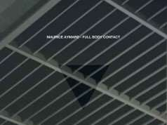 Maurice Aymard - Full Body Contact EP [Moodmusic Records Mood171] (8 January, 2016)
