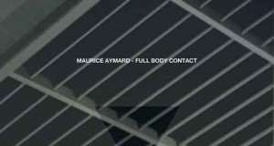 Maurice Aymard - Full Body Contact EP [Moodmusic Records Mood171] (8 January, 2016)