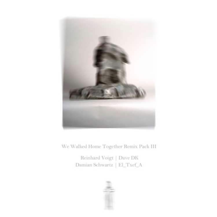 El Txef A - We Walked Home Together Remix Pack III EP [Forbidden Colors](2016)