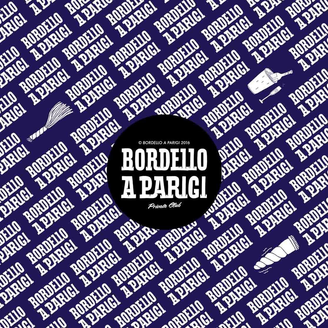 Alan Dente – Dark Nebula EP [Bordello A Parigi](2016)