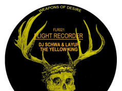 Dj Schwa y Layup - The Yellow King EP [Flight Recorder](2016)