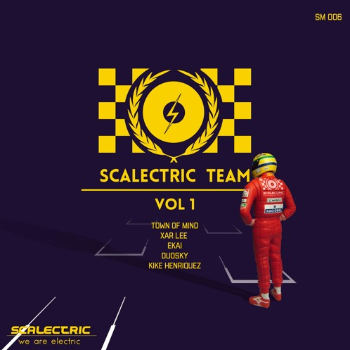 Various Artists - Scalectric Team vol.1 [Scalectric Music](2016)