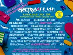 Electrosplash Festival [Beyond the Music] (2016)