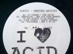 Various: I Love Acid 010 [I Love Acid] (2016)