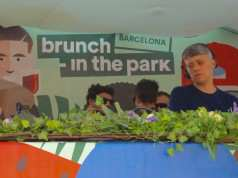 Brunch In The Park Barcelona - Vitalic - Jennifer Cardini - La Mverte