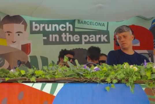 Brunch In The Park Barcelona - Vitalic - Jennifer Cardini - La Mverte
