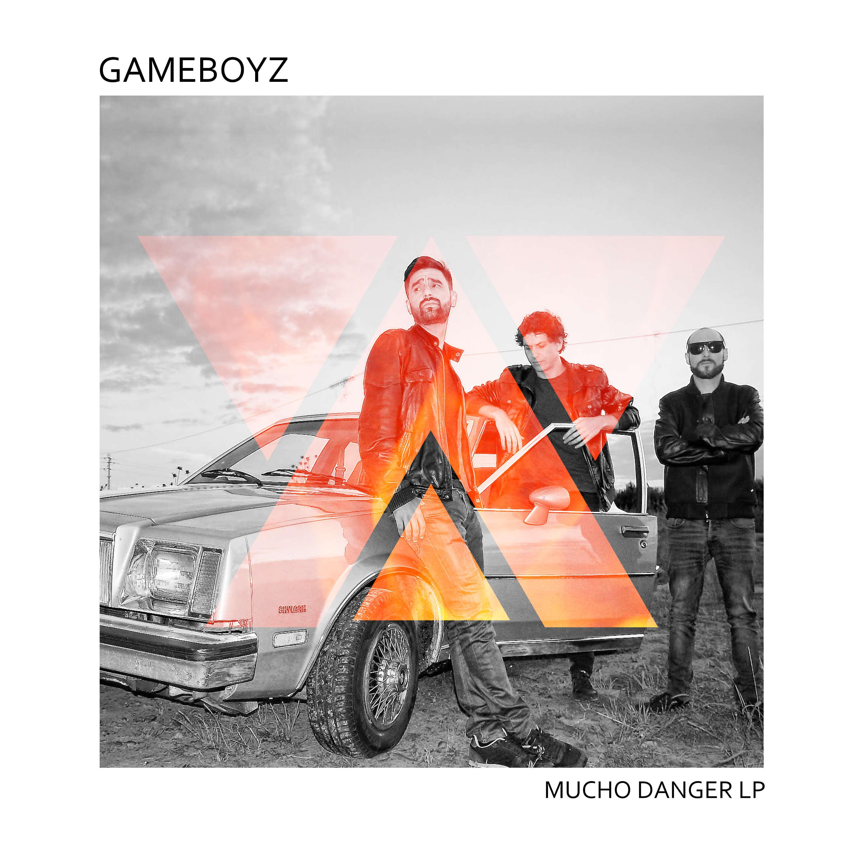 Gameboyz - Mucho Danger Videoclip (Teaser)
