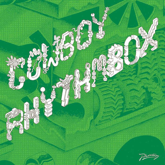 Cowboy Rhythmbox Mécanique Sauvage EP