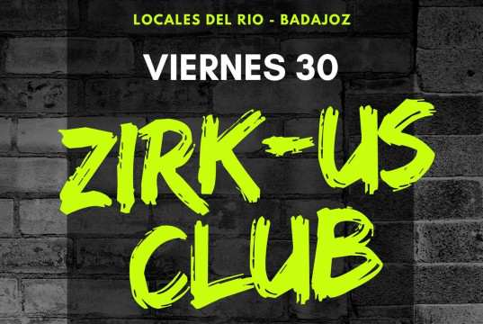 Modernphase en Badajoz - [Zirk_us Club] (30/12/2016)
