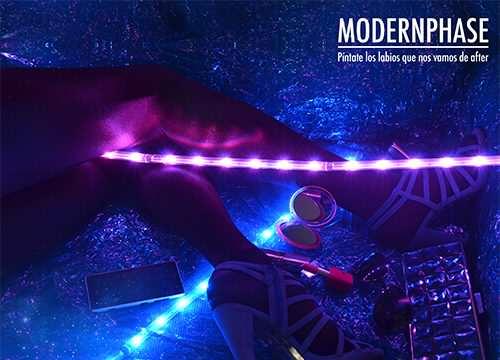 PREMIERE: Modernphase – Píntate los labios que nos vamos de after [Shara Music] (2018)