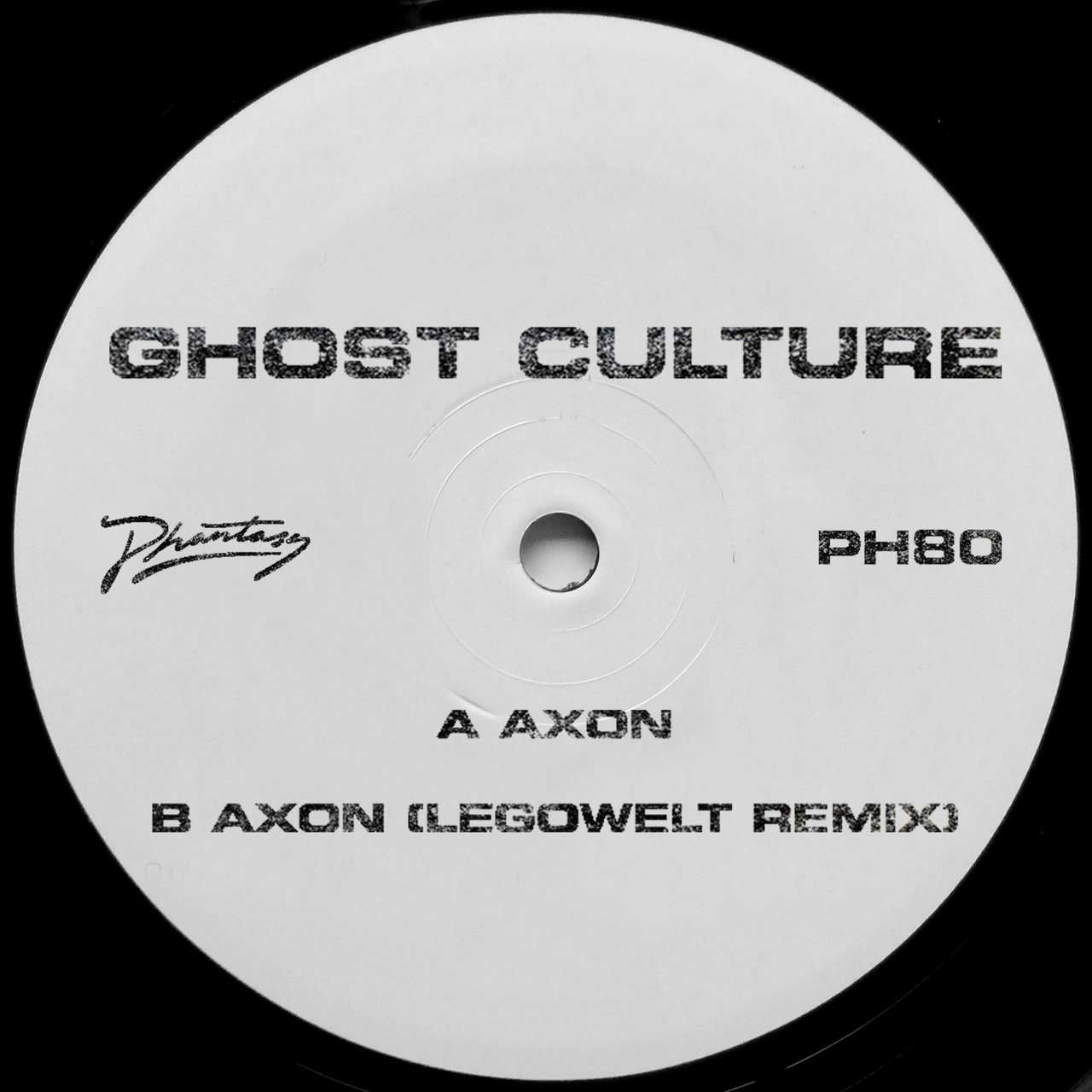 Ghost Culture – Axon [Phantasy Sound] 2018