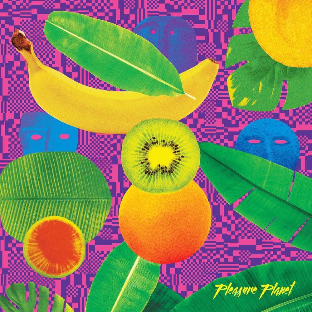 Kim Ann Foxman - Pleasure Planet EP [Self: timer] (2018)