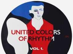 Fernanda Arrau presenta United Colors of Rythm VA -Vol 1(2018)