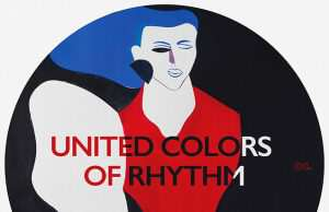 Fernanda Arrau presenta United Colors of Rythm VA -Vol 1(2018)