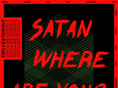 PREMIERE: Crille & Tamalt - Satan Where Are You? [Buero.neu] (2019)