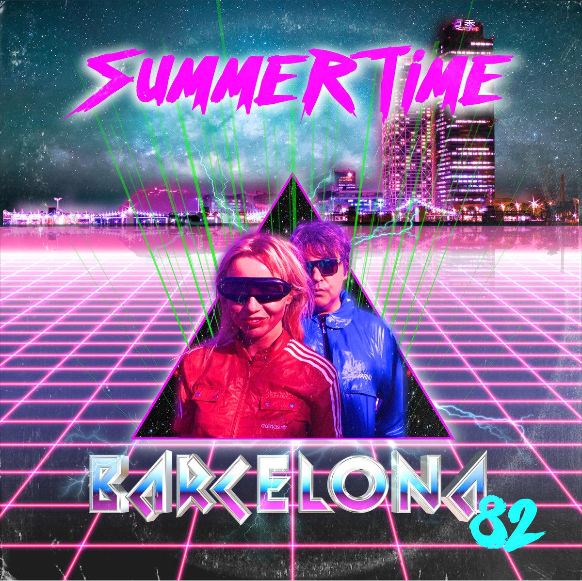 Barcelona 82- Summertime (2019)