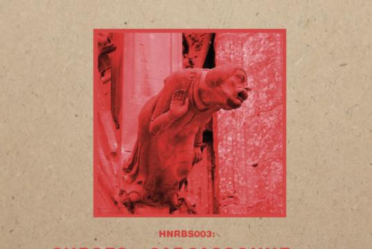 PREMIERE: Curses - Sordo [Höga Nord Rekords] (2019)