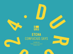 Etcha - Confucius Says [Duro Records] (2019)