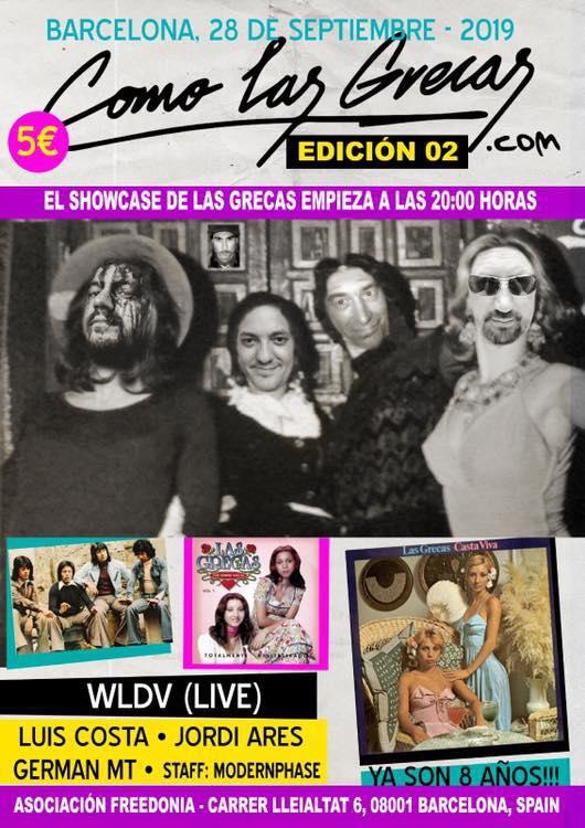 Como las Grecas Barna Showcase 02 W/ WLDV Live + Residentes
