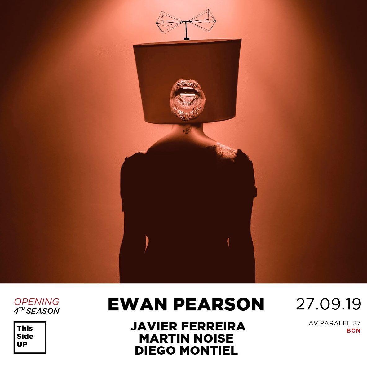 This Side UP - 4th Season Opening - w/ Ewan Pearson