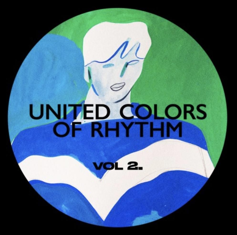 United Colors of Rhythm Vol.2 [United Colors of Rhythm] (2019)