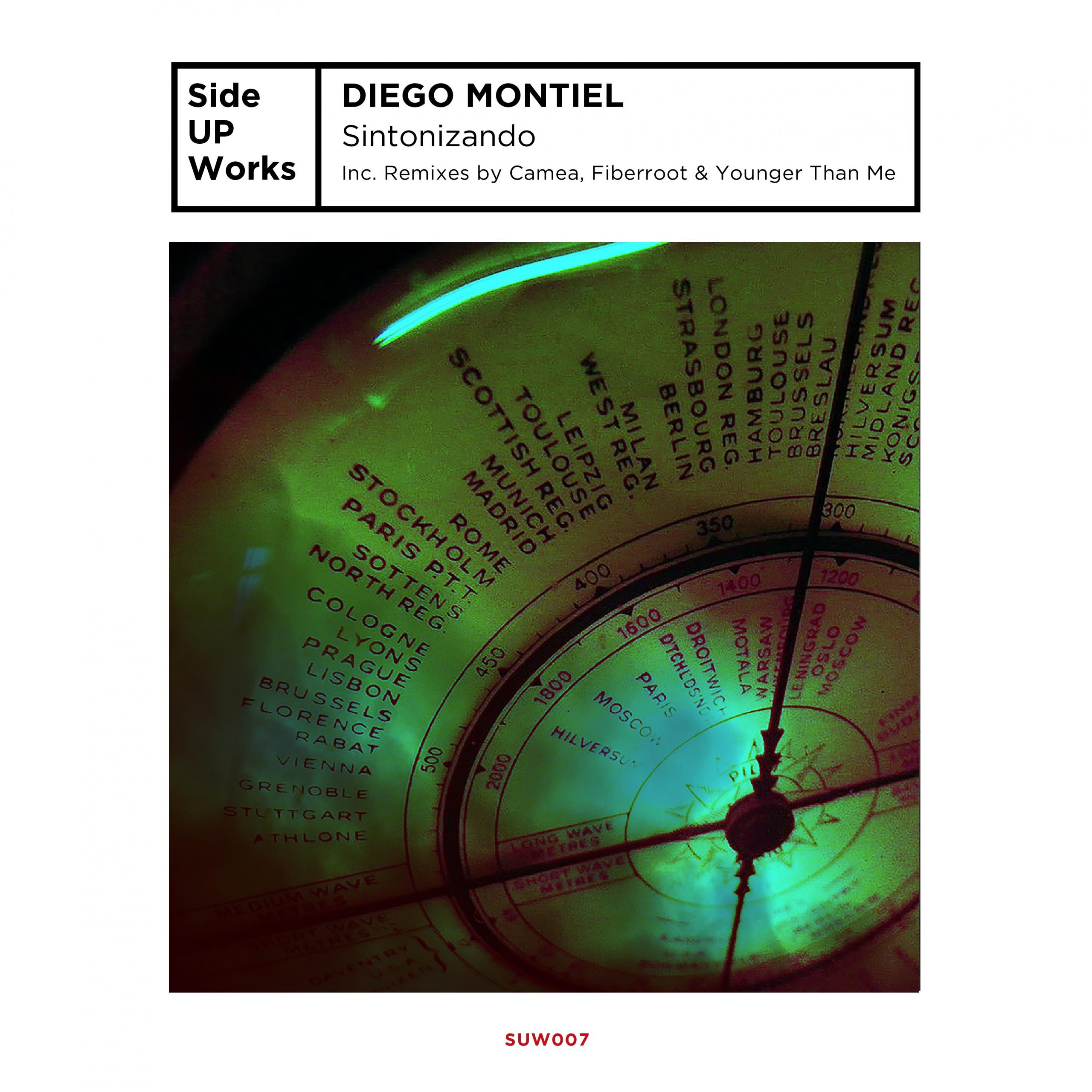 PREMIERE: Diego Montiel - Sintonizando (Original Mix) [Side UP Works]