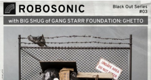 Robosonic - Ghetto [Outtakes Records] (2020)
