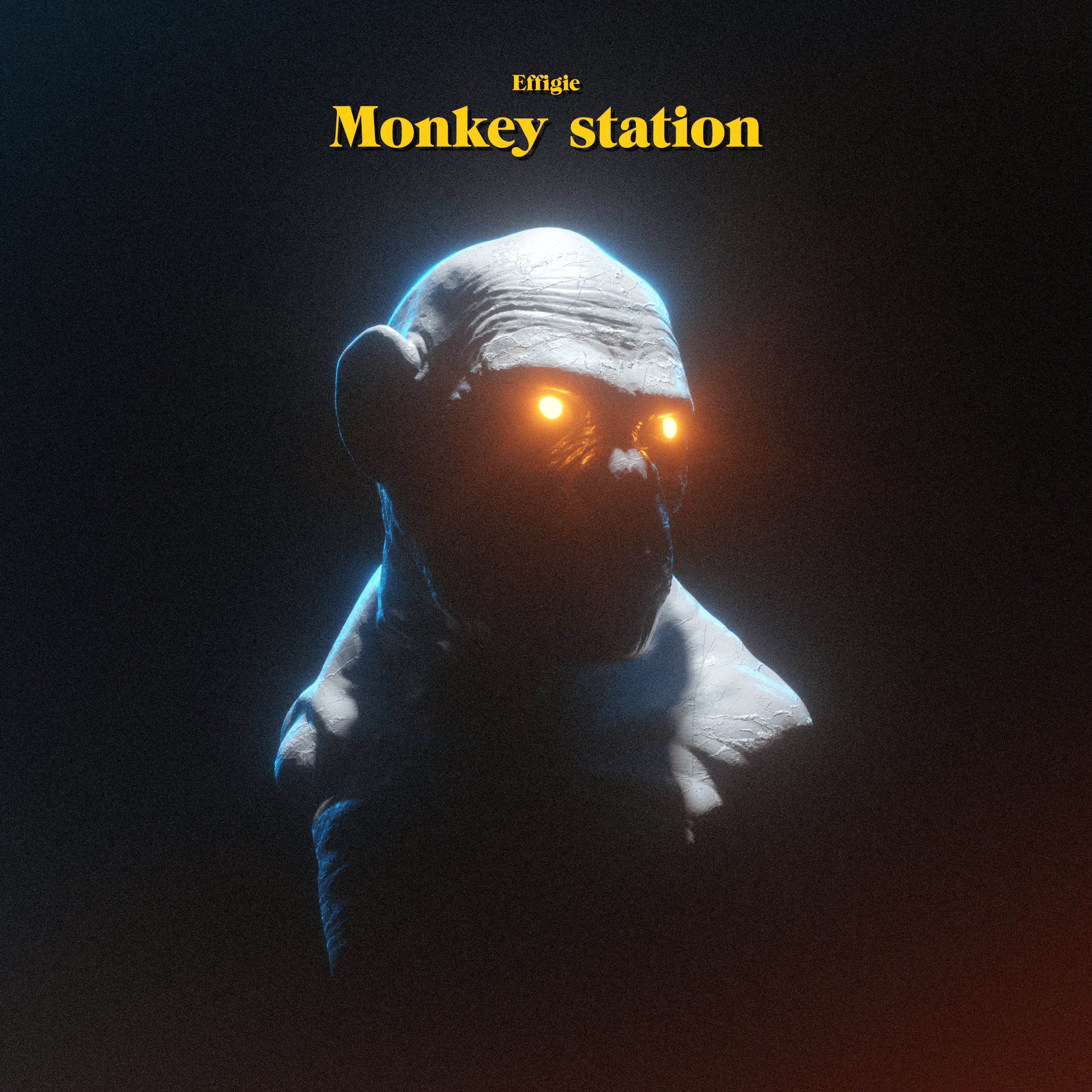 PREMIERE: EFFIGIE - Monkey Station