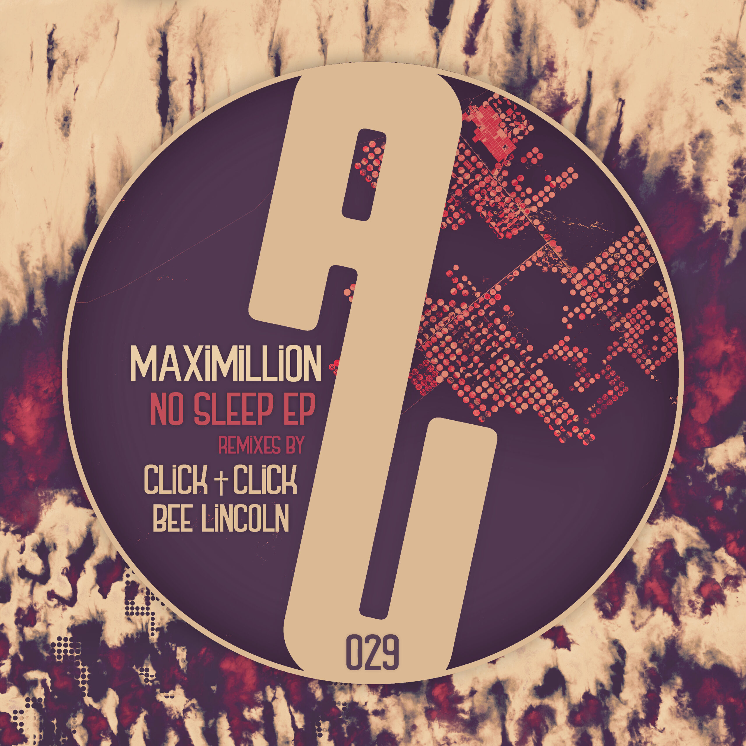 PREMIERE: Maximillion - No Sleep (Click Click's Awake Since 95 Mix)[as usual.music]