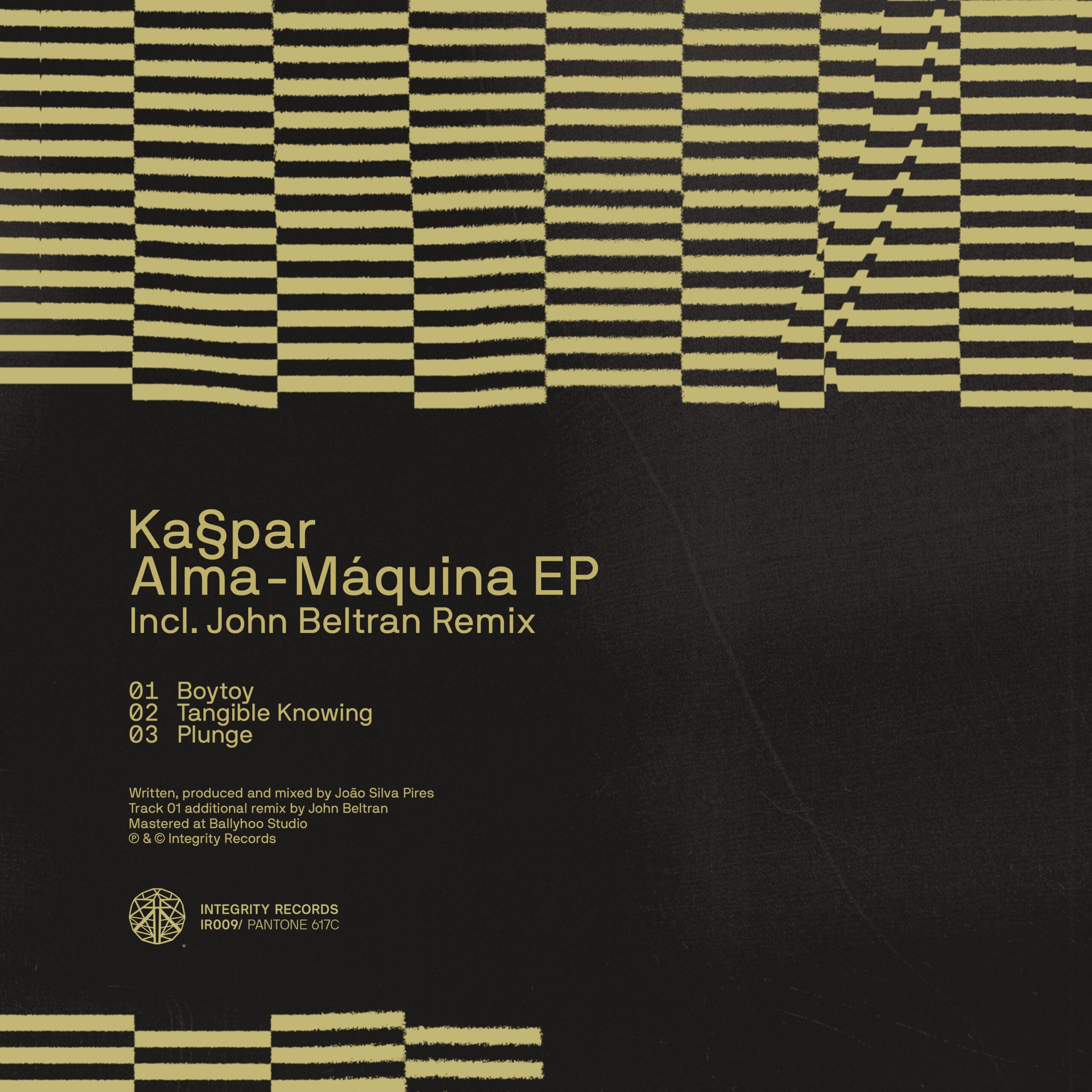 PREMIERE: Ka§par - Plunge [Integrity Records]