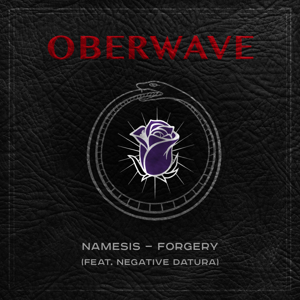 PREMIERE: Namesis — Forgery (feat. NEGATIVE DATURA) [Oberwave]