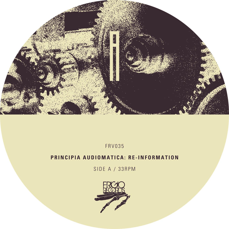 PREMIERE: Principia Audiomatica - Eliminate Programing [Frigio Records]