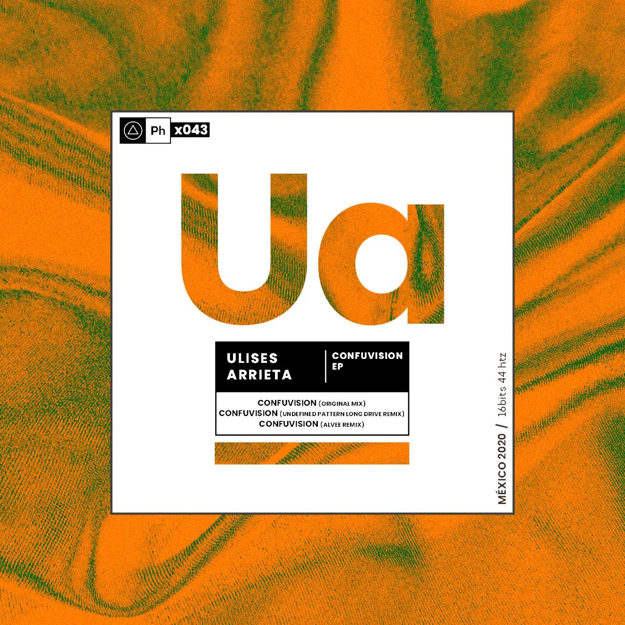 PREMIERE: Ulises Arrieta - Confuvision (Alvee Remix) [Phisica]