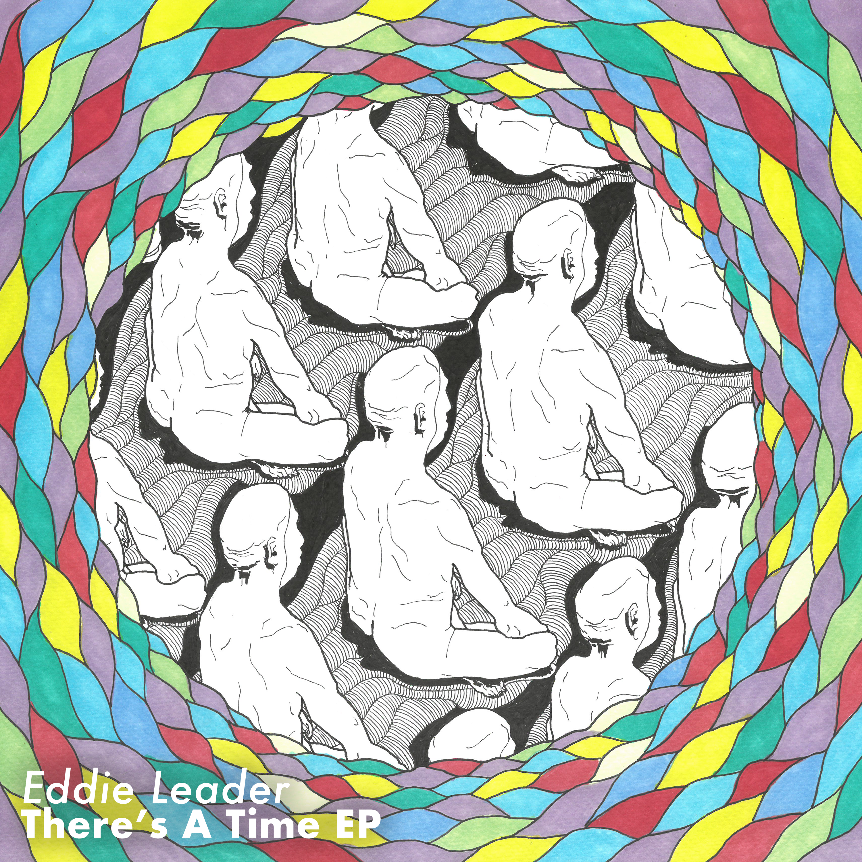 PREMIERE: Eddie Leader - There's A Time [Hudd Traxx]