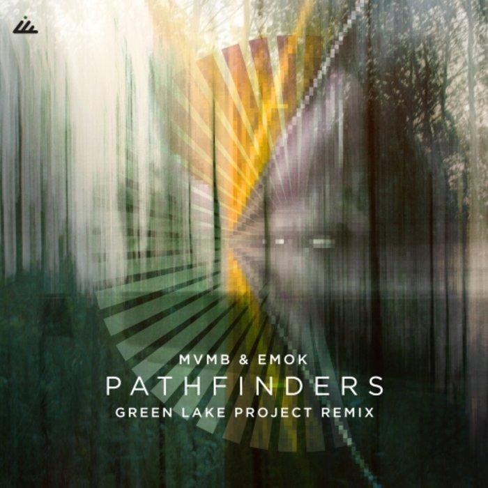 PREMIERE: MVMB & EMOK - Pathfinders (Green Lake Project Remix) [IbogaTech]