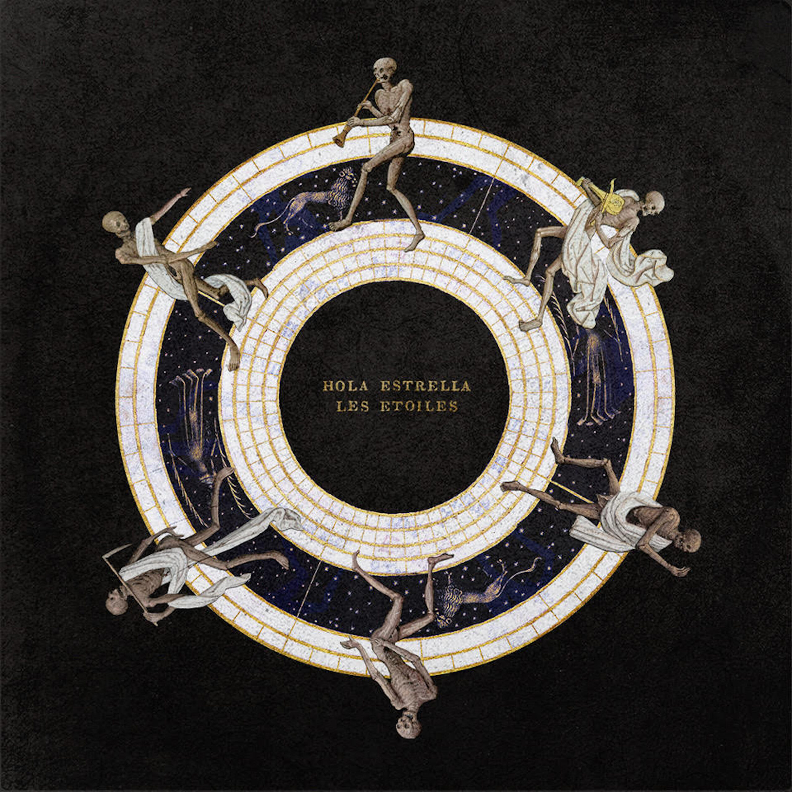 PREMIERE: Hola Estrella Feat. AGD - Les Etoiles (Velax Cosmic Dust Remix) [Nein Records]
