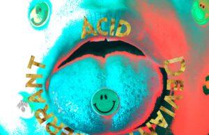 PREMIERE: Pakrac - LSD 4U&E [Fenixfire Records]