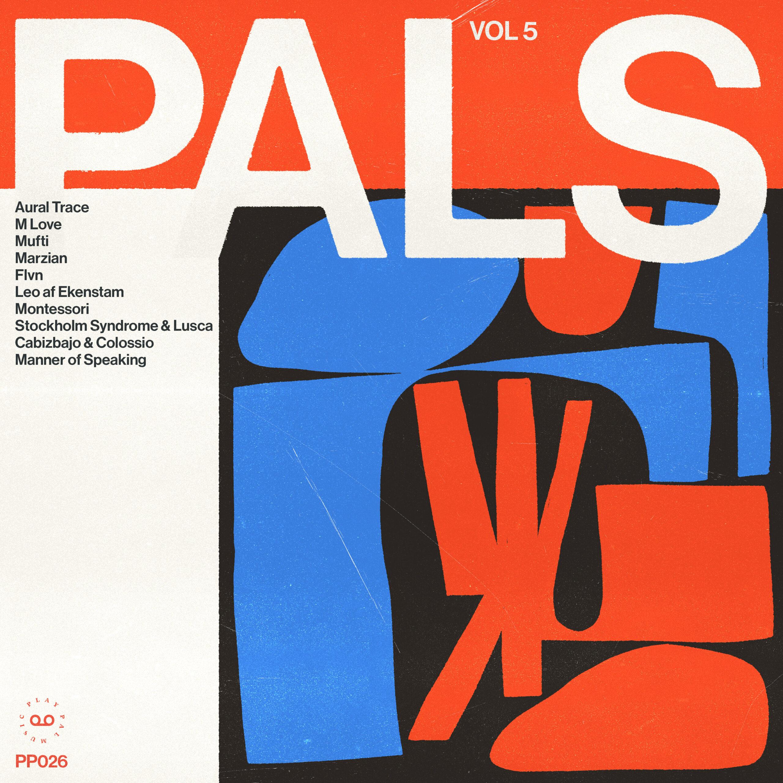 PREMIERE: Marzian - Conversaciones Delirantes [Play Pal Music]